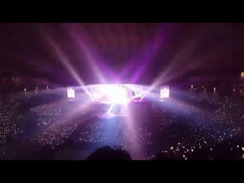 TWICE Tokyo Dome sky cam legend fanchant - 'What is love'