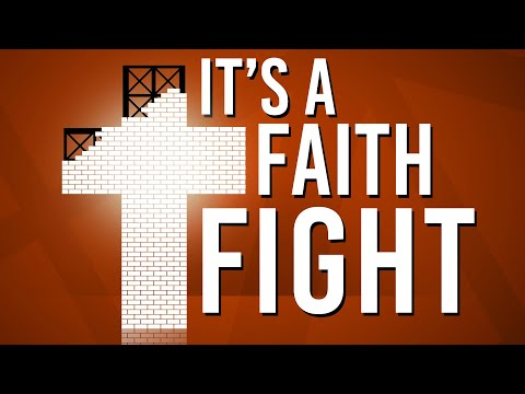 It's A Faith Fight | Josh Herring