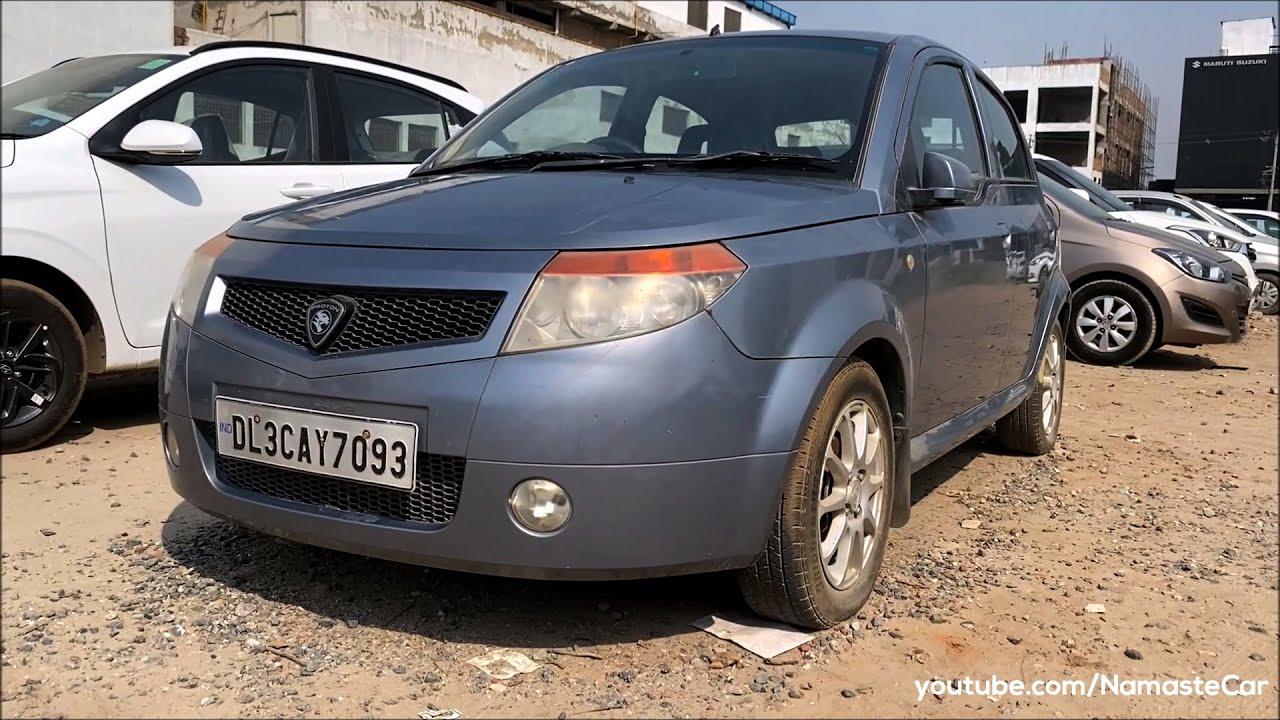 Proton Savvy AMT 2008- ₹8 lakh | Real-life review