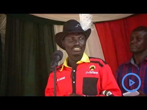 MP dares governor Nanok to prove that the President and his deputy grabbed land in Turkana