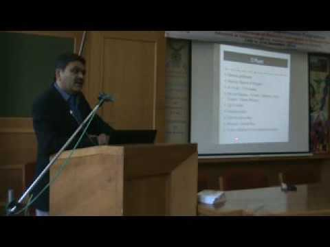 Pharmacy Education   - Past  Present and Future by Prof. A.P. Pawar