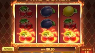 Обзор игрового автомата Fire Joker (Play