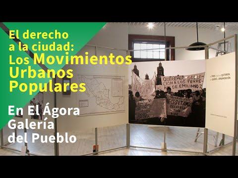 El derecho a la ciudad: Los Movimientos Urbanos Populares
