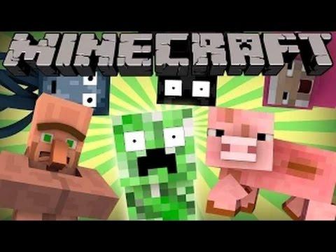 當個創世神 - 如果Minecraft沒有生物(中文字幕)_ExplodingTNT - YouTube