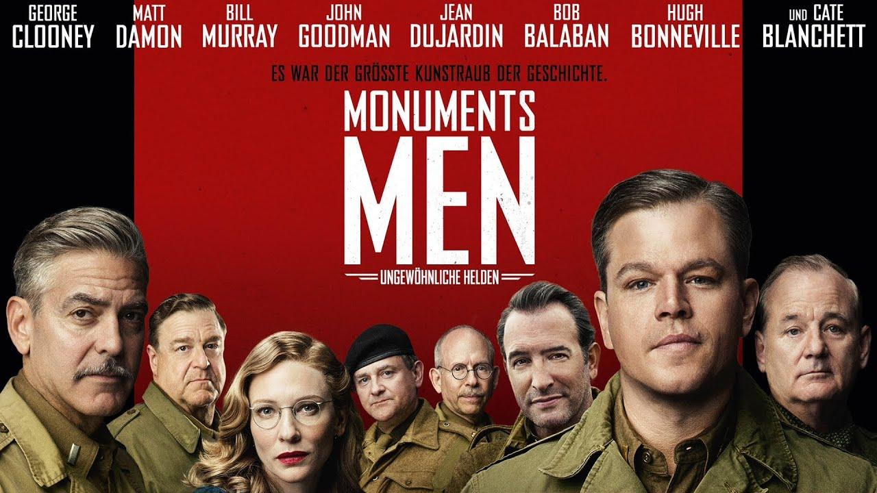 Monuments Men - Ungewöhnliche Helden Stream