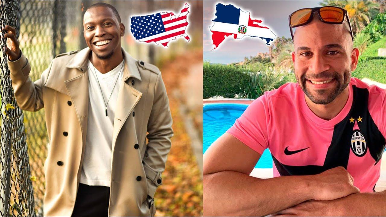 YouTuber Dominicano viaja por el mundo hablando Inglés (English)