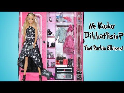 Barbie İle Dikkat Testi
