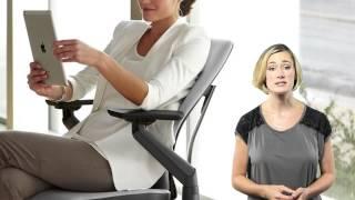 Revolutionary Office Chair Design