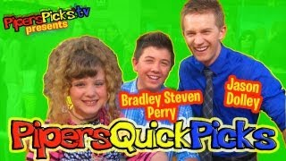 BRADLEY STEVEN PERRY & JASON DOLLEY