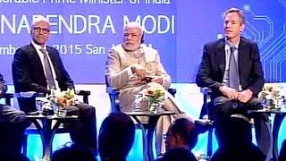 Satya Nadella, CEO, Microsoft On Digital India Initiative   Times Now Exclusive
