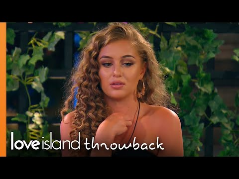 'I'm loyal!': Georgia reveals where her loyalties lie | Most Iconic Moments | Love Island Throwback