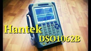 Hantek DSO1062B Небольшой обзор