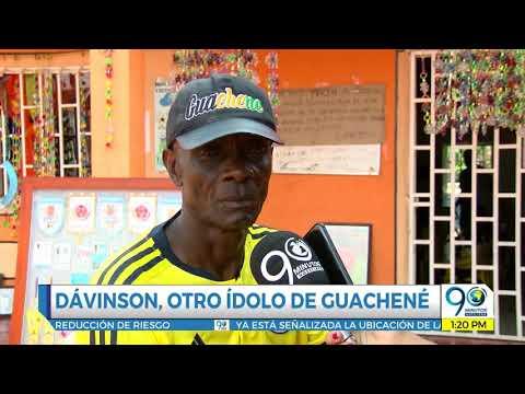 Junio 21 2018 Familia de Davinson Sánchez cuenta  la historia del jugador para cumplir sus sueños