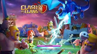 Clash of Clan....  2018