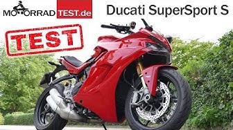 Ducati SuperSport S | TEST (deutsch)