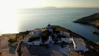 Τι είδε ο βράχος...Παναγία Καστριανή. Νήσος Κέα! Κείμενο αφήγηση Στυλιανός Λουράκης.