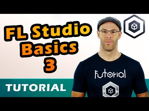 FL Studio Basics Tutorial - 3 - Playlist / Mixer / Channelrack [Deutsch/German]