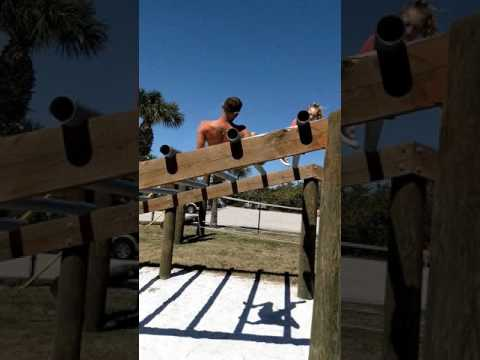 Obstacle Course Navy Seal Museum Fort Pierce Fl