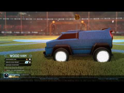 Rocket League White Zomba
