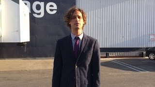 matthew gray gubler's thoughts on the ALS ice bucket challenge