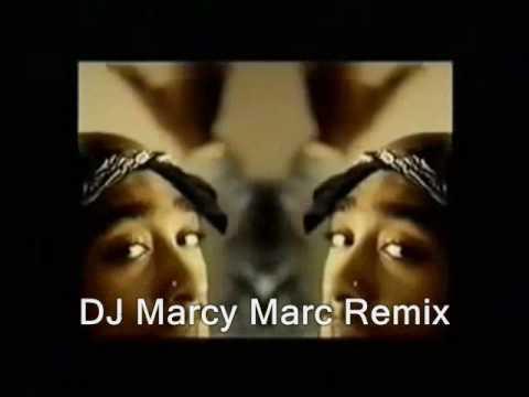 2Pac Neva B Peace (DJ Marcy Marc Remix) 2010