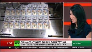 China wary of 'weaponized' USD – Christy Ai