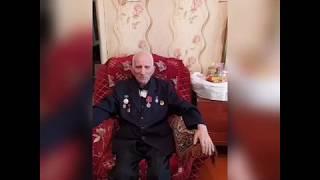 Ветераны поблагодарили врачей поликлиники №9 Алматы (09.05.20)