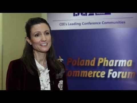 Marta Wielondek, Country Manager, BAUSCH+LOMB o IV Poland Pharma Commerce Forum