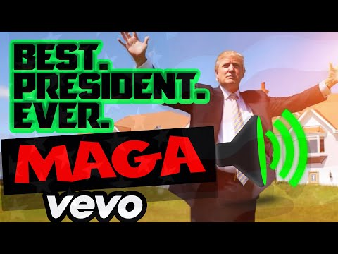 """Vote Donald Trump!"" (Official Music Video) - The Disgruntled Millennial"
