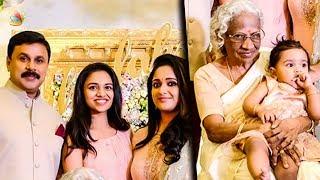 ഇതാണ് മഹാലക്ഷ്മി   Dileep shares birthday pic of daughter Mahalakshmi   Kavya Madhavan   Meenakshi