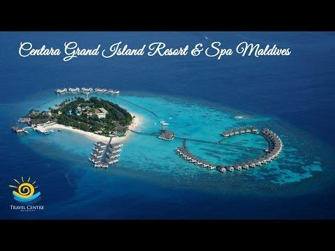 Centara Grand Island Resort & Spa Maldives - Ultimate All Inclusive Maldive Island