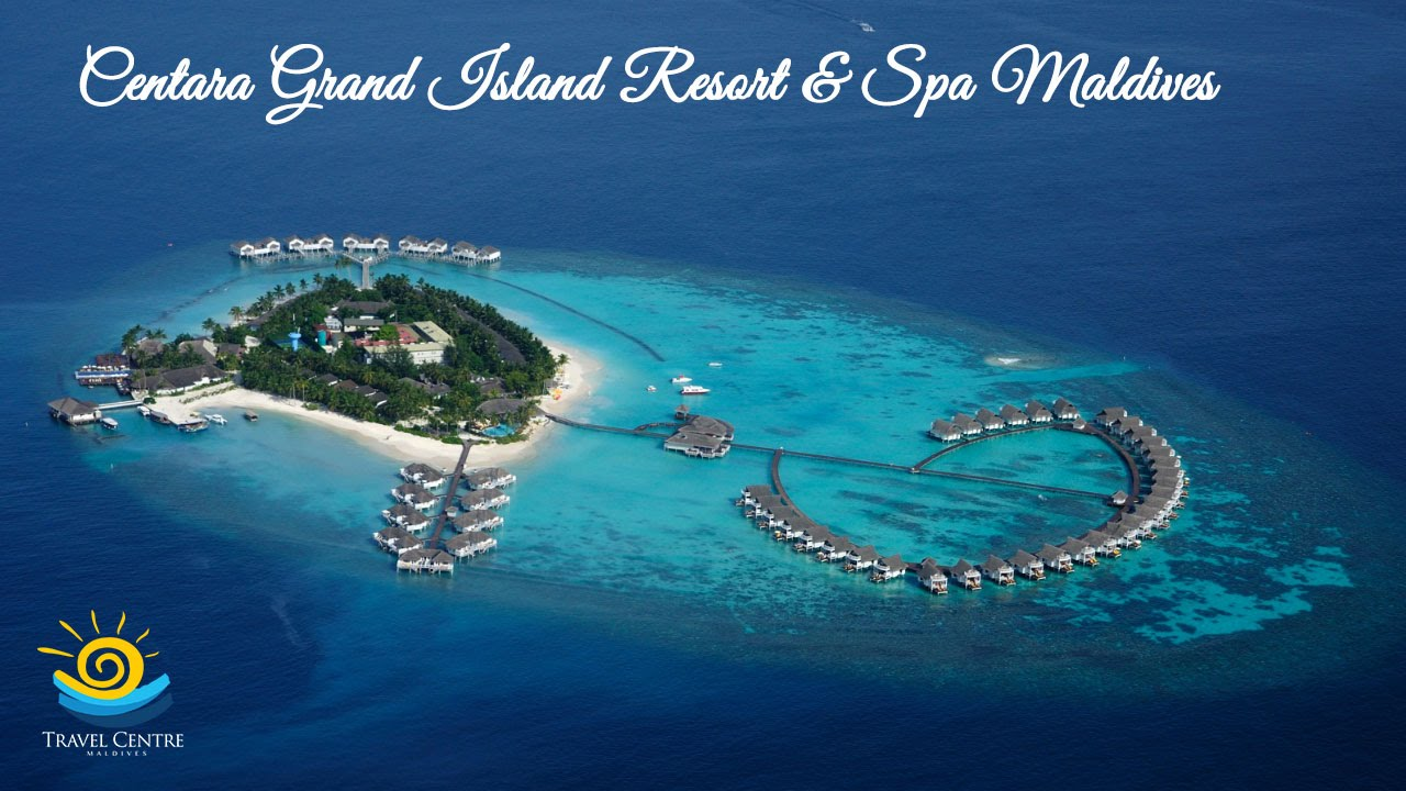 Centara Grand Island Resort Spa Maldives Ultimate All Inclusive Maldive Island Youtube