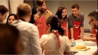 Кулинарное побоище от Студии Сорокина&Кулинкович. Встреча поваров-изуверов(Вот это корпоратив! Столько любопытства, смеха, комплиментов, столько знакомств, общения, столько потрясающ..., 2014-12-30T08:39:59.000Z)