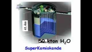 Neutrina, takie lekkie, a takie ważne cz.I (2) Akademicka Telewizja Naukowa ATVN