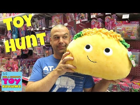 Toy Hunt Hunting New Shopkins Lego & Hatchimals @ ToysRUs | PSToyReviews