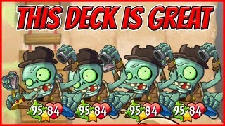 Impfinity Deck Challenge Deck by ĐỗHuyMinhDũng Plants vs Zombies Heroes Gameplay