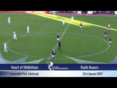 Hearts Raith Goals And Highlights
