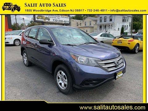 Salit Auto Sales - 2013 Honda CRV in Edison, NJ