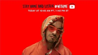 J Balvin - Stay Home And Listen #WithMe