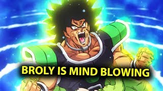 Dragonball Super Broly Movie