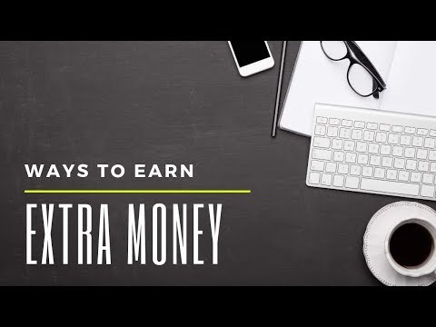 Tons of Ways to Earn Extra Money From Home