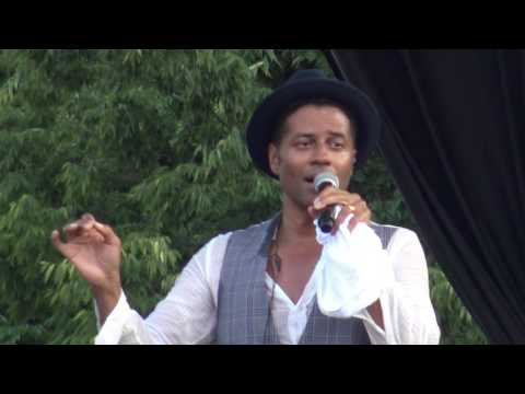 160813 Eric Benet - The last tme + Still with you (서울소울페스티벌)