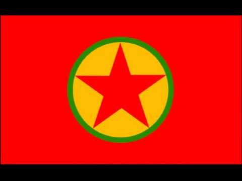 Flag of the Kurdistan Workers