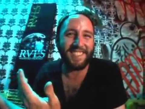 Justin Wells  guitar player of Rvls interview  may 13th 2016