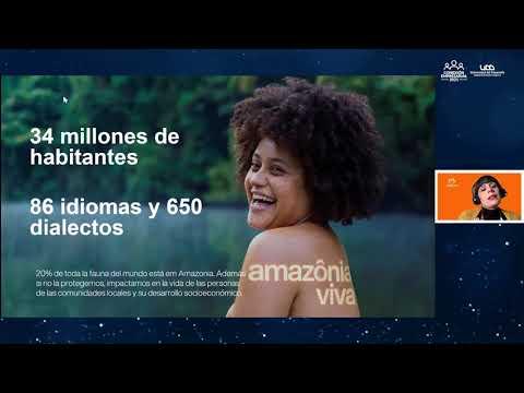 Modelo de Negocios de Natura y su caso Amazonia Viva | Paola Nimo - Natura