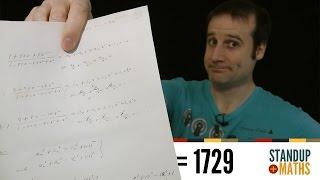 Ramanujan, 1729 and Fermat's Last Theorem