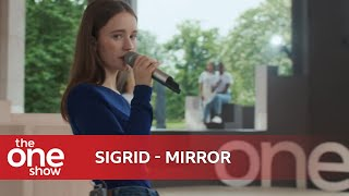 Sigrid - Mirror (Special Performance For The One Show)