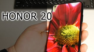 ОБЗОР | Honor 20 за 20к в 2к19!