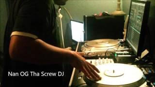 Black Haze - Imma Die a Hustla - Live Screw Mix - Nan OG