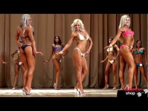 Фитнес бикини 2012 финалистки